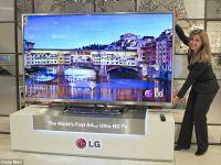 UltraHD, tehnologia care face imaginea de 15 ori mai clara decat cea HD, incercata la competiile sportive