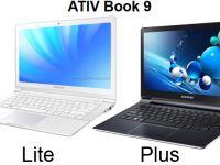 Samsung ATIV Book 9 Plus si ATIV Book 9 Lite, doua Ultrabookuri lansate ieri VIDEO