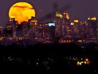 Superluna pe 23 iunie. Fenomenul astronomic va putea fi observat duminica in Romania