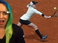 Partenera lui Horia Tecau de la Australian Open dublu mixt de anul trecut va purta Google Glass la Wimbledon