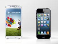 iPhone 5, un telefon foarte criticat pe retelele sociale. Ce spune lumea de Galaxy S4