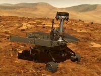 Imagini spectaculoase filmate de Curiosity pe Marte: rasaritul satelitului Phobos. VIDEO