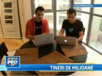 Mircea si Cristian, romanii geniali angajati de Twitter in functii de conducere VIDEO