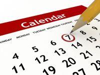 Primul calendar din lume a fost gasit dupa 10.000 de ani
