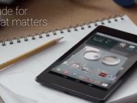 Noul Nexus 7 este tableta cu cea mai buna rezolutie din lume