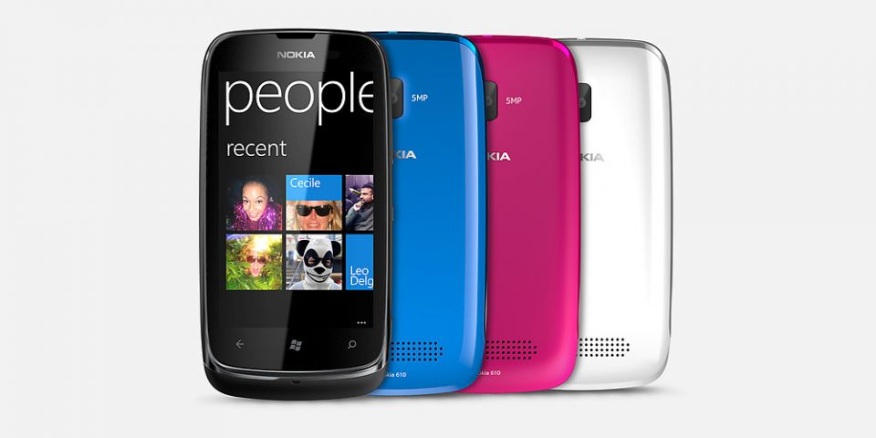 Review Nokia Lumia 610
