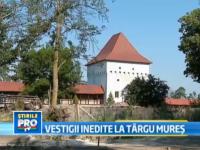 Un  frigider  din secolul al XV-lea, descoperit in cetatea din Targu Mures. VIDEO