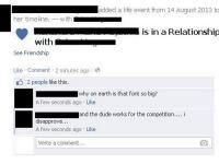 Ce se intampla daca anunti pe Facebook ca esti intr-o relatie. Erorile de pe News Feed