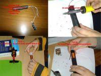 Telefonul tau nu va mai ramane fara baterie. Proiectul ingenios gandit de un copil din Romania