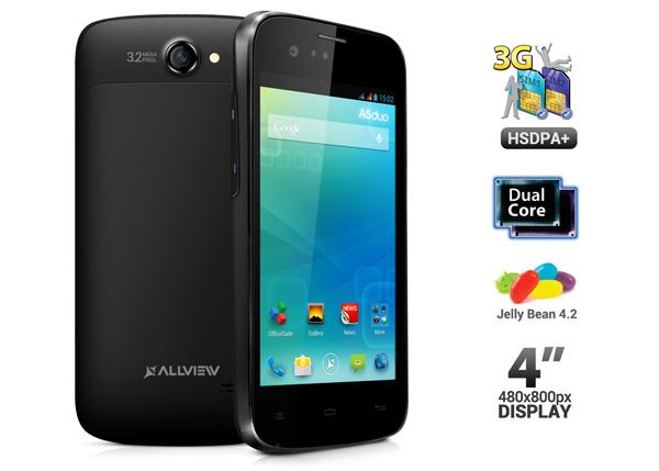 Allview A5 Duo. Romanii lanseaza un telefon ieftin dedicat tinerilor