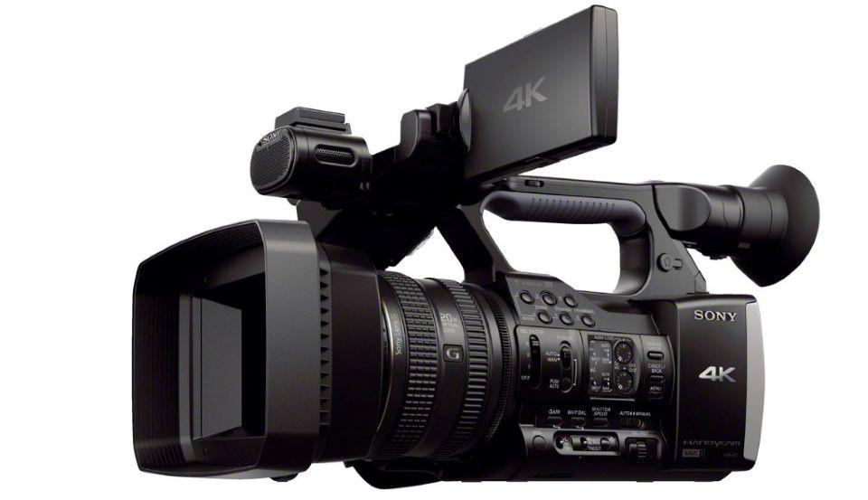 Sony prezinta la IFA Berlin prima camera video 4K pentru amatori