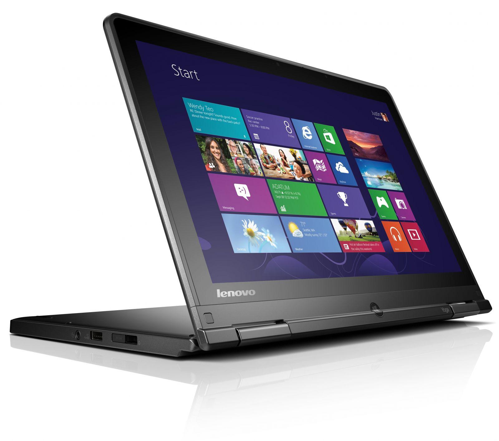 Lenovo yoga 2 pro si thinkpad yoga doua noi laptopuri pe for Beistelltisch yoga ii