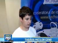 Ce fac 22 de genii in sase zile, in Tabara Smart Nation de la Bran? Helpy, robotul de care ar avea nevoie fiecare dintre noi