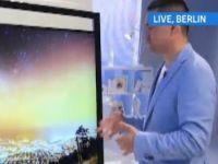 George Buhnici, de la IFA Berlin: Televizorul Ultra-HD cu diagonala gigant de 98 inch