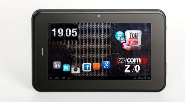 E-Boda Izzycomm Z70, prima tableta 3G a producatorului. Are ecran de 7 inch si un pret accesibil