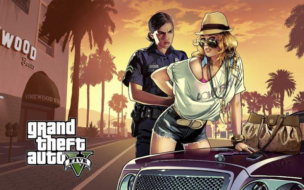 Grand Theft Auto V se lanseaza in Romania. Fanii din toata tara, asteptati la marele eveniment