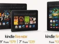 Amazon prezinta noi tablete Kindle Fire. Preturile pornesc de la $139. O primesti la pachet si pe Amy