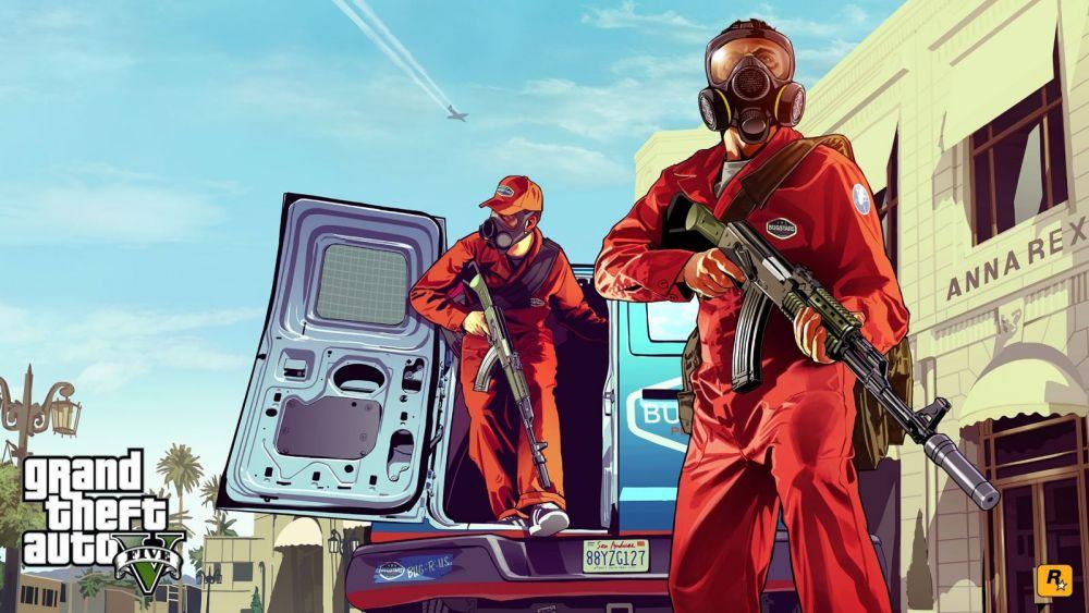 GTA V a spart 6 recorduri mondiale! OFICIAL: Cum a devenit cel mai tare joc din istorie: