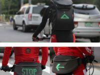 Seil, rucsacul care ofera mai multa singuranta ciclistilor
