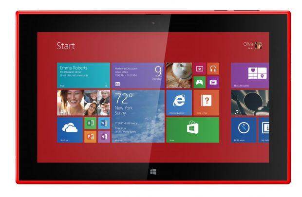 Nokia Lumia 2520, prima tableta cu Windows a companiei. Are 10.1 inch si e o alternativa la laptop. VIDEO