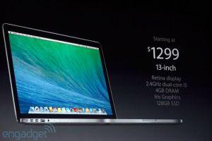 Apple MacBook Pro, lansate marti seara. Sunt mai bune, mai subtiri si mai ieftine