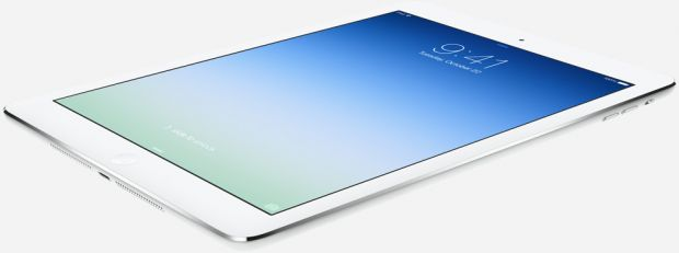iPad Air, prezentat de Apple. Rama ecranului e mai subtire cu 43%