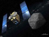 Japonezii au testat cu succes  tunul  care poate distruge asteroizii