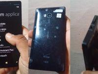 Nokia Lumia 929 apare intr-un video. Telefonul e din aluminiu si are ecran de 5 inch