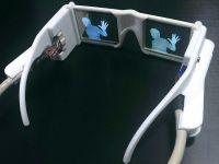 Ochelarii care-i ajuta pe orbi sa vada, o inventie de 50.000 de lire sterline