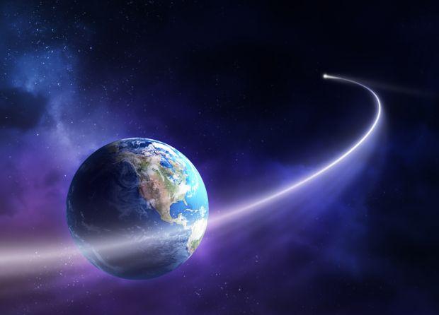 Ce se va intampla in decembrie, cand cometa ISON va trece pe langa Terra