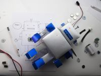 Pixul care revolutioneaza tehnologia. Are o cerneala speciala cu care poti desena circuite electronice. VIDEO