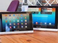 Tableta Lenovo Yoga a ajuns in Romania in variantele de 8 si de 10 inch