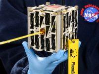 NASA a trimis in spatiu un satelit care foloseste tehnologia unui smartphone
