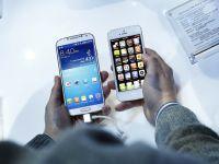iPhone 5s sau Galaxy S4? Care a fost gadgetul cel mai cautat pe Internet, in 2013, in Romania