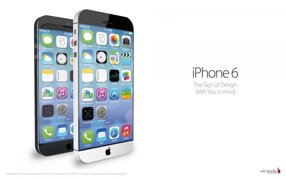 iPhone 6 va veni in doua marimi, pentru buzunare mari si mici