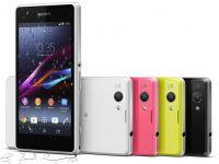 Sony Xperia Z1 Compact. Un telefon mai mic, dar cu specificatii aproape identice cu modelul de top de la Sony