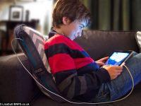 Power Pillow, perna care incarca telefonul sau tableta