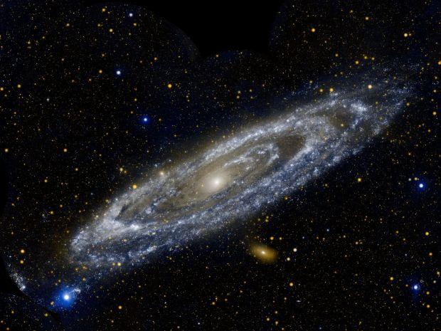 Galaxiile sunt legate intre ele printr-o retea de filamente, observata in premiera de astronomic