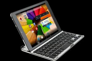 Evolio X8 Fusion, tableta quad-core de 7,85  ce poate fi atasata la o tastatura