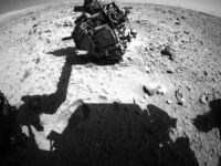 OZN, fotografiat de pe Marte de robotul Curiosity?