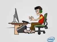 Studiu Intel: Gamerul roman e un tip sociabil, perfectionist, dar somnoros. INFOGRAFIC interactiv