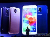 Samsung Galaxy S5 LIVE TEXT! Primele imagini si specificatiile