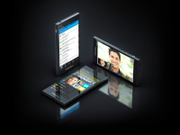 BlackBerry Z3 si Q20, anuntate la MWC. Iata specificatiile: