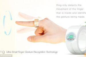 Ring, inelul care ne ajuta sa controlam telefonul fara a-i atinge ecranul