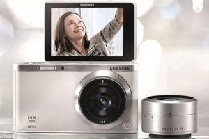 Samsung lanseaza primul aparat foto pentru amatorii de selfie-uri