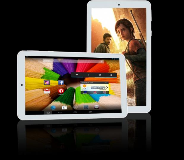 EVOLIO Quattro HD. Cum arata si ce stie tableta quad-core de 399 lei