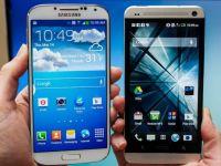 Samsung Galaxy S5 vs. HTC One (M8). Care dintre cele doua telefoane este mai bun?
