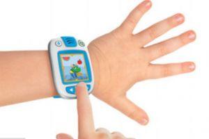 Leap Band, un ceas inteligent pentru copiii de patru ani VIDEO