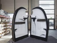 Se poate locui intr-o casa construita cu ajutorul imprimantei 3D? Da, chiar daca are putin peste 4 metri patrati