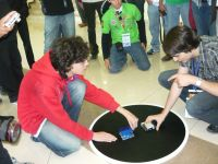 InfoMatrix 2014, finala mondiala. Sute de roboti se dueleaza la Bucuresti